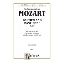 Bastien und Bastienne, K. 50, A Comic Opera in One Act