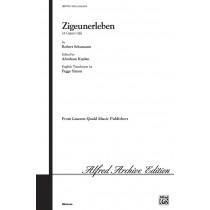 Zigeunerleben (SATB)