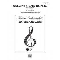 Andante and Rondo from Trio No. VI