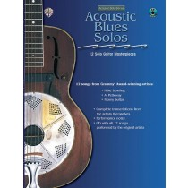 Acoustic Masterclass Series: Acoustic Blues Solos
