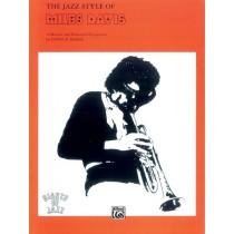 The Jazz Style of Miles Davis