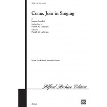 Come Join In Singin