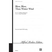 Blow, Blow, Thou Winter Wind (TTB/TBB)