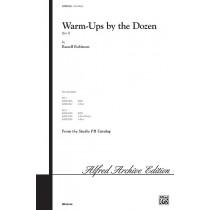 Warm Ups By The Dozen (Set 1)