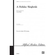 A Holiday Sleighride