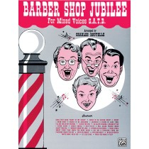 Barber Shop Jubilee (SATB)