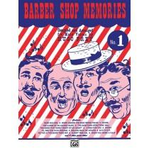 Barber Shop Memories, Number 1