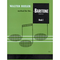 Walter Beeler Method for the Trombone, Book II