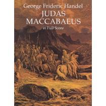 HANDEL/JUDAS MACCABAEUS/FULL SCORE