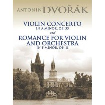 Violin Concerto and Romance for Violin and Orchestra