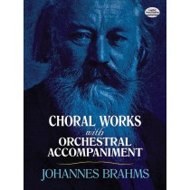 Choral Works With Orchestral Accomp