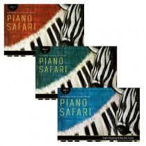Piano Safari: Sight Reading Cards Pack