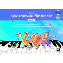 Alfred's Klavierschule für Kinder - Band 1
