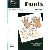 Short & Sweet Duets, Level 2