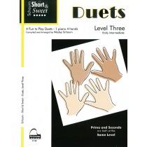 Short & Sweet Duets, Level 3