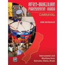 Afro-Brazilian Percussion Guide, Book 2: Carnaval