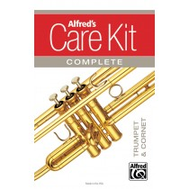 Alfred's Care Kit Complete: Trumpet & Cornet (Lacquer)