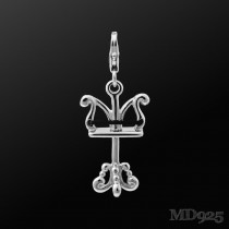 Sterling Silver Charm Stand